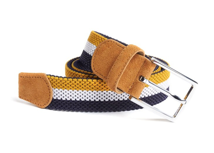 The Tie Bar Belt